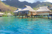 Moorea (Society Islands) © NEES