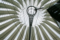 Sony Center - roof