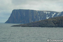 North Cape cliffs