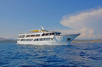 1AVista Travel: Adriatic motor yacht