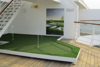 Putting Green Area