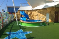 Kids Club outdoor area