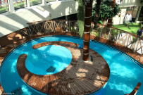 4 Elements pool area