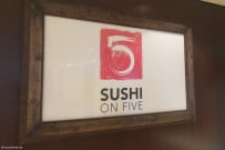 Sushi on Five Restaurant