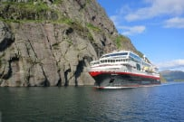 Hurtigruten: MS Maud