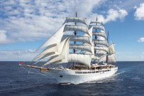 Sea Cloud Cruises: Sea Cloud II